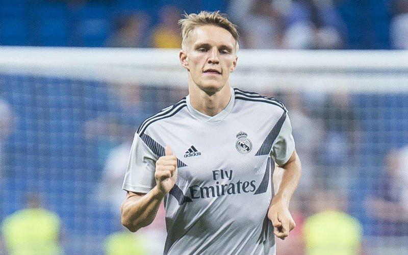 'Belgische topclub onderneemt nieuwe poging voor Martin Ødegaard'