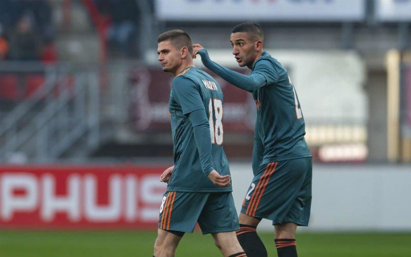 'Op déze belangrijke voorwaarde laat Ajax Marin naar Club Brugge gaan'