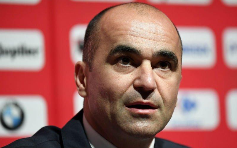 'Roberto Martinez wijzigt opstelling: Deze elf spelen tegen Schotland'