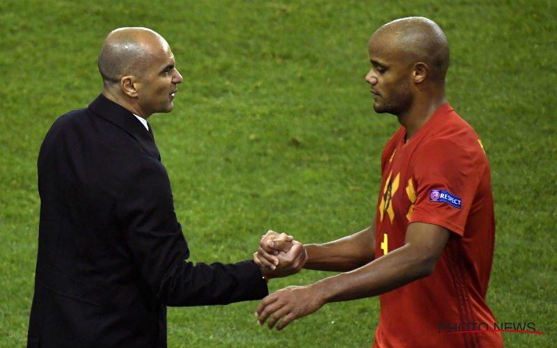 'Kompany niet op training, Martinez kiest voor deze elf tegen Zwitserland'