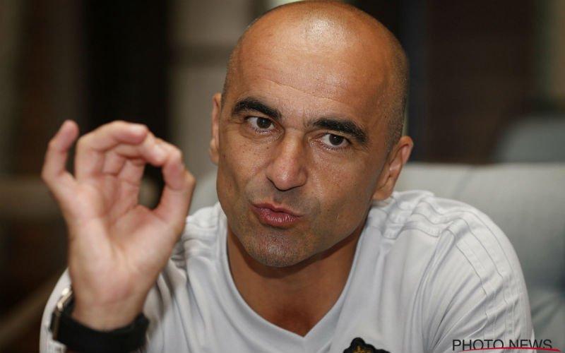 Martinez heeft boon voor Rode Duivel:
