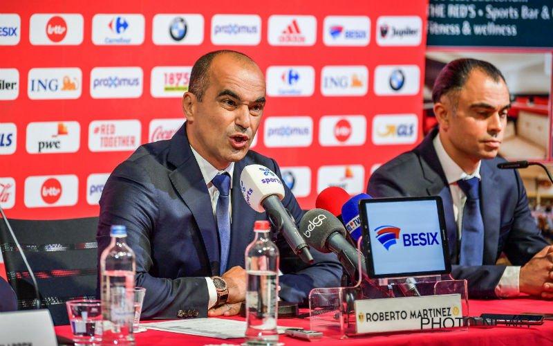 Martinez maakt selectie Rode Duivels bekend: Eén grote verrassing