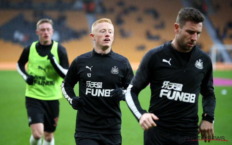 'Matthew Longstaff heeft knoop doorgehakt over transfer naar Club Brugge'