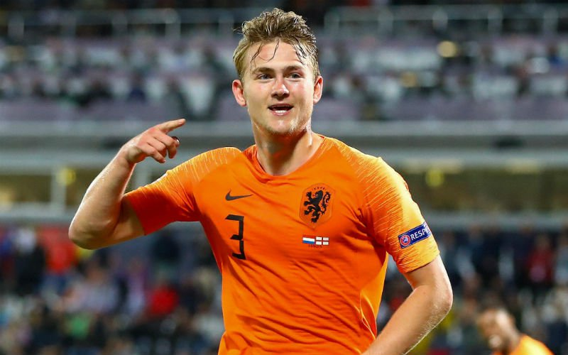 'Matthijs De Ligt bereikt akkoord over supertransfer naar deze club'