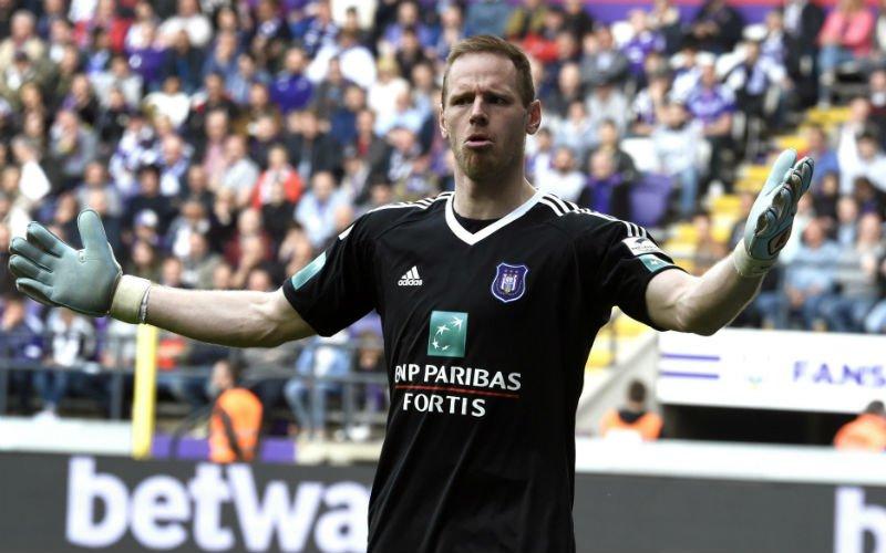 'Anderlecht beëindigt gesprekken over transfer Matz Sels'