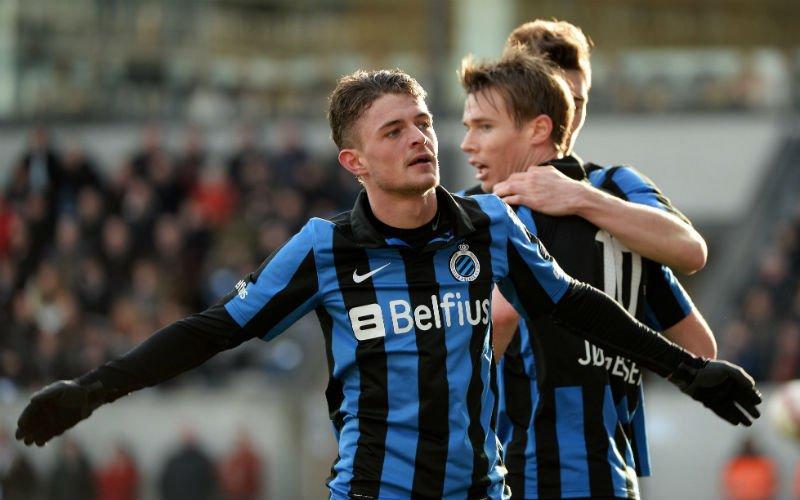 'Club Brugge is érg geïnteresseerd in Maxime Lestienne'