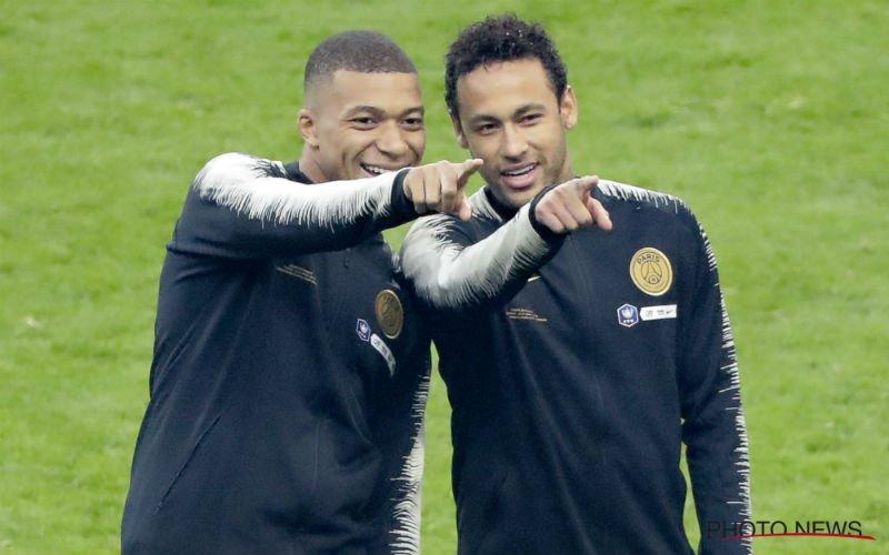 'Neymar én Kylian Mbappé kunnen samen naar déze topclub verhuizen'
