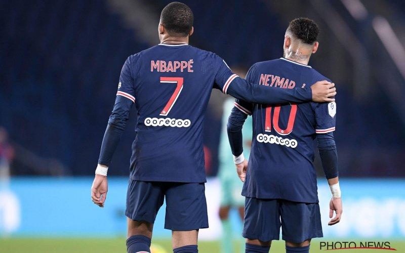 PSG maakt verscheurende keuze tussen Neymar en Mbappé: 'Hij moet weg'