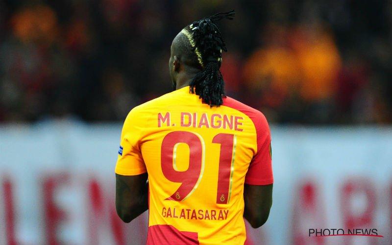 Goalgetter Diagne weigert Anderlecht en tekent vandaag bij Club Brugge
