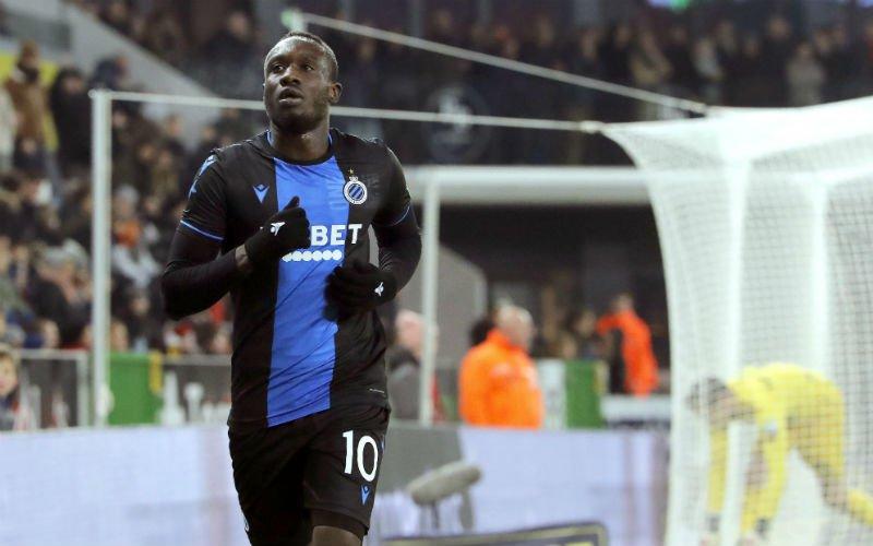 'Club Brugge verneemt verrassend transfernieuws over Mbaye Diagne'