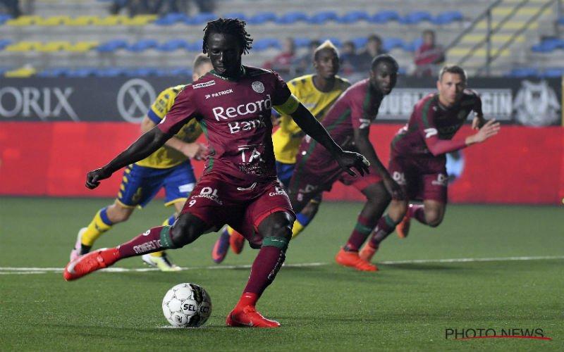 Leye over Anderlecht: