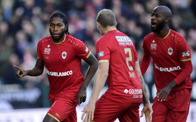 Antwerp wint gekke topper en dient Club Brugge eerste competitienederlaag toe