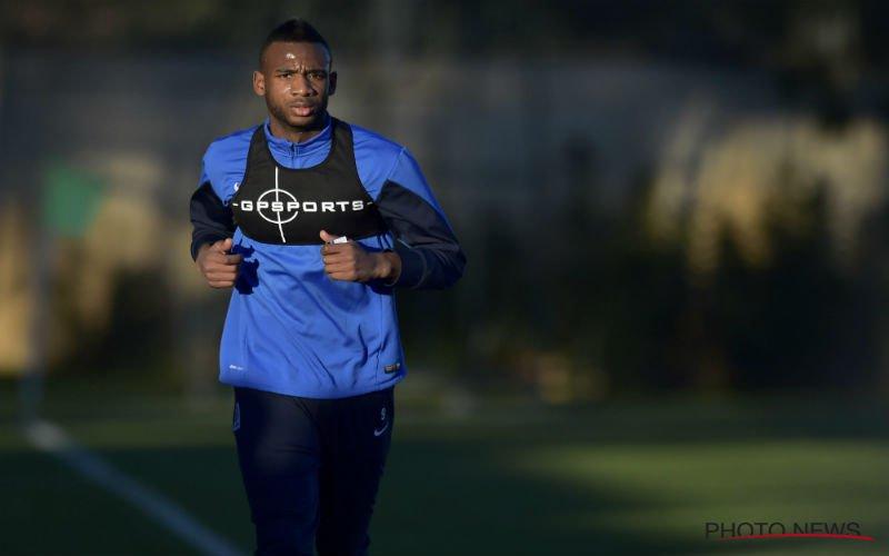 Ilombe Mboyo is meteen van goudwaarde voor Cercle Brugge