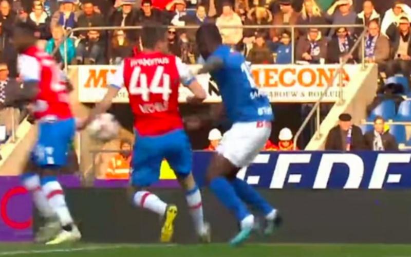 Dit is de reden waarom Genk (discutabele) penalty tóch kreeg tegen Club