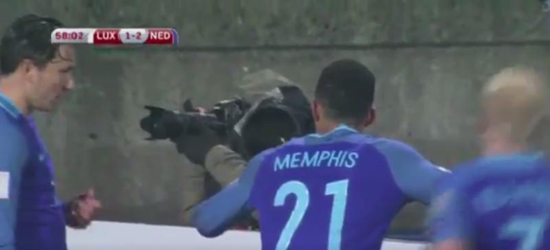 Depay redt Nederland tegen Luxemburg met fraaie doelpunten (Video)
