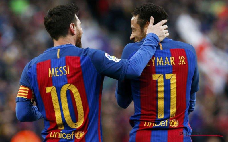 'Barça-spelers blokkeren droomtransfer van Neymar'