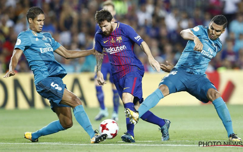 'Barcelona en Real Madrid gaan onderhandelen over spraakmakende transfer'