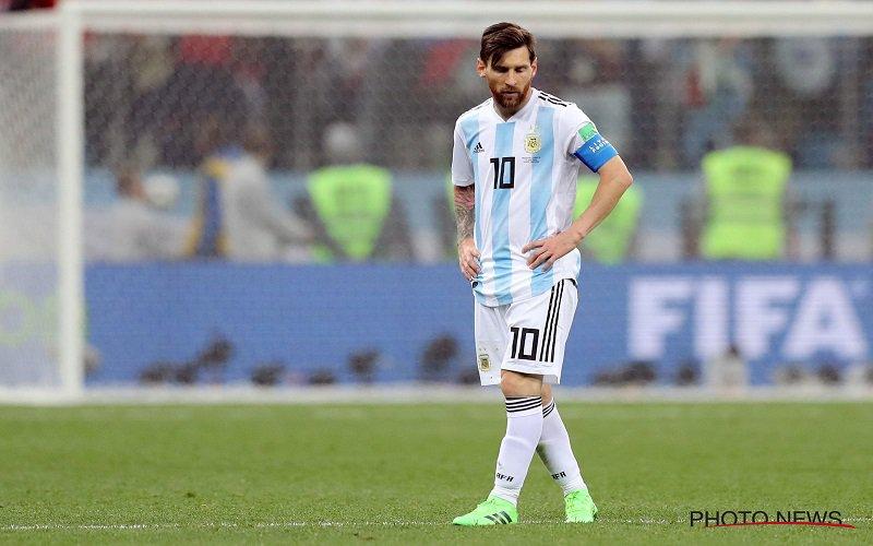 'Argentinië stoot verrassend nog door naar achtste finales'