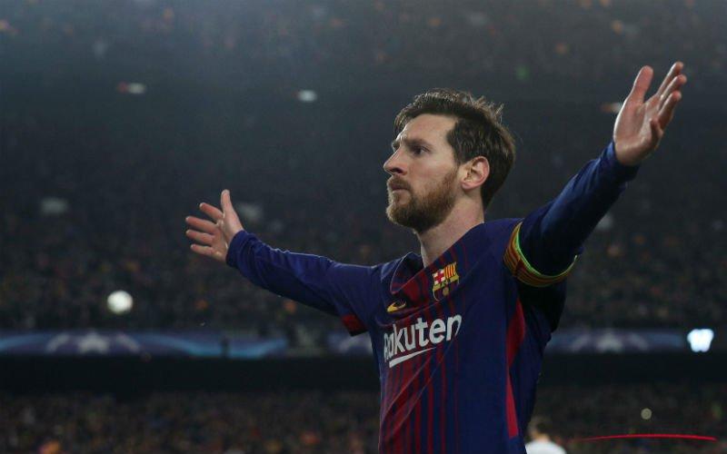 Messi maakt Ronaldo ongelofelijk kwaad