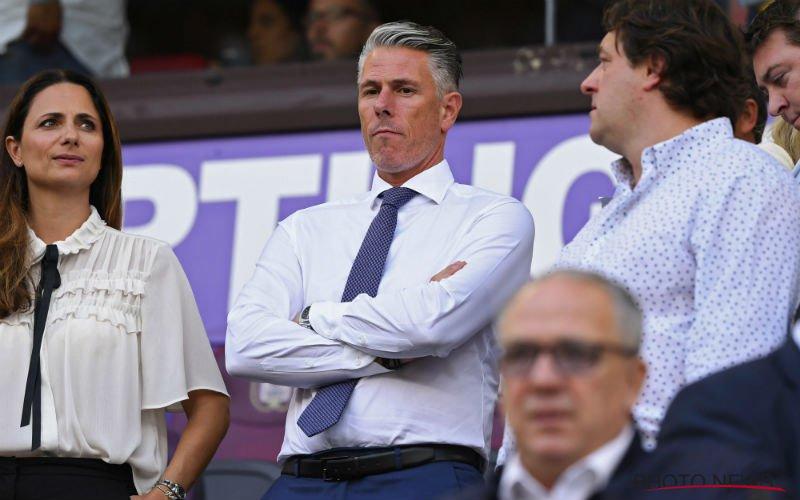 Anderlecht pijnlijk afgewezen na gesprekken: 'Ik teken hier niet'