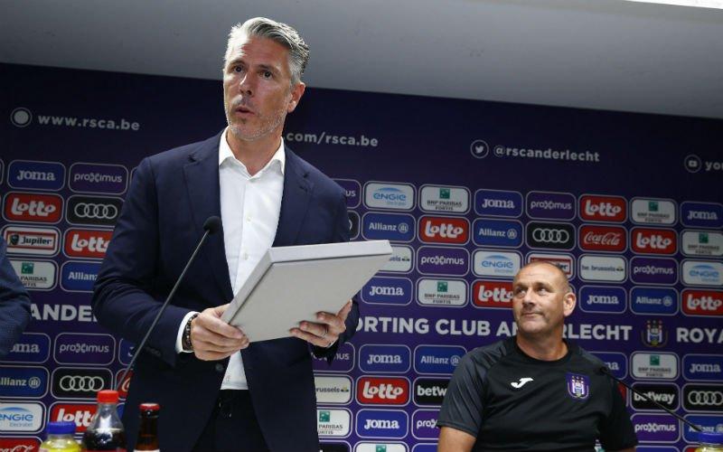 'Anderlecht onderhandelt volop over volgende transfer'