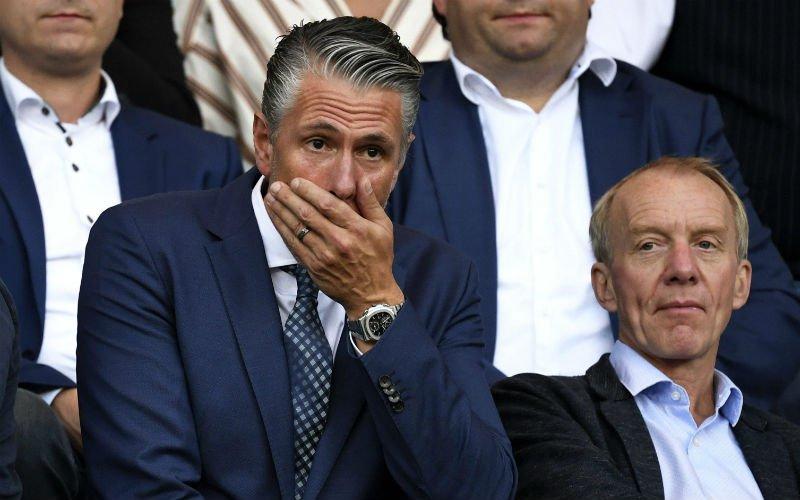 Anderlecht ligt zwaar onder vuur: