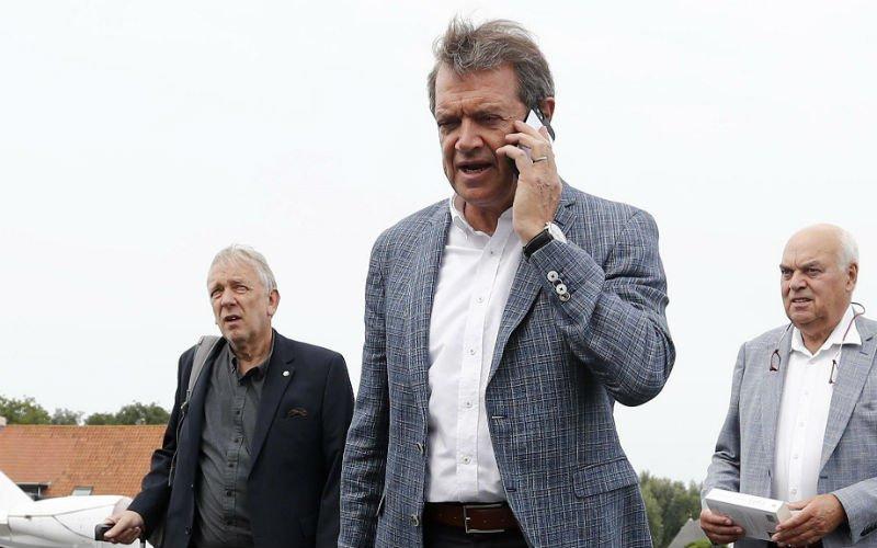 AA Gent-manager Michel Louwagie ondervraagd door gerechtelijke politie