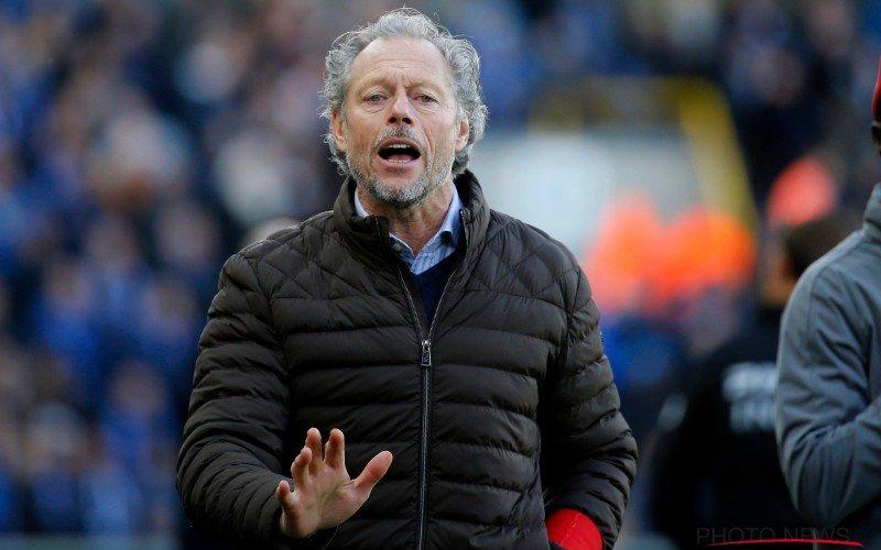 Michel Preud'homme stopt als trainer én technisch directeur bij Standard