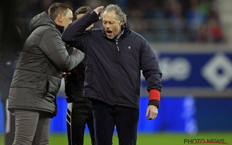 'Michel Preud'homme gaat Standard mogelijk verlaten'