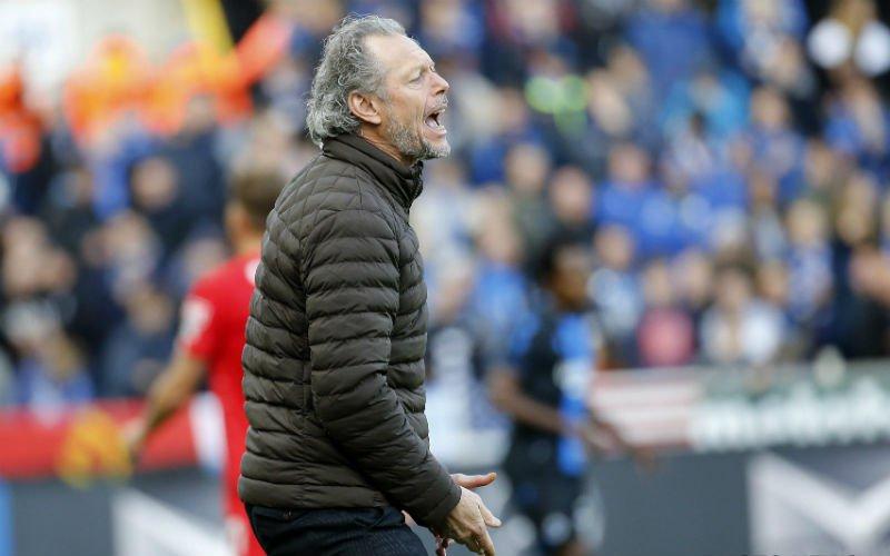 'Michel Preud'homme moet zich neerleggen bij snel vertrek bij Standard'