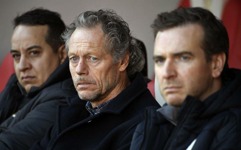 Wordt Michel Preud'homme ontslagen bij Standard?