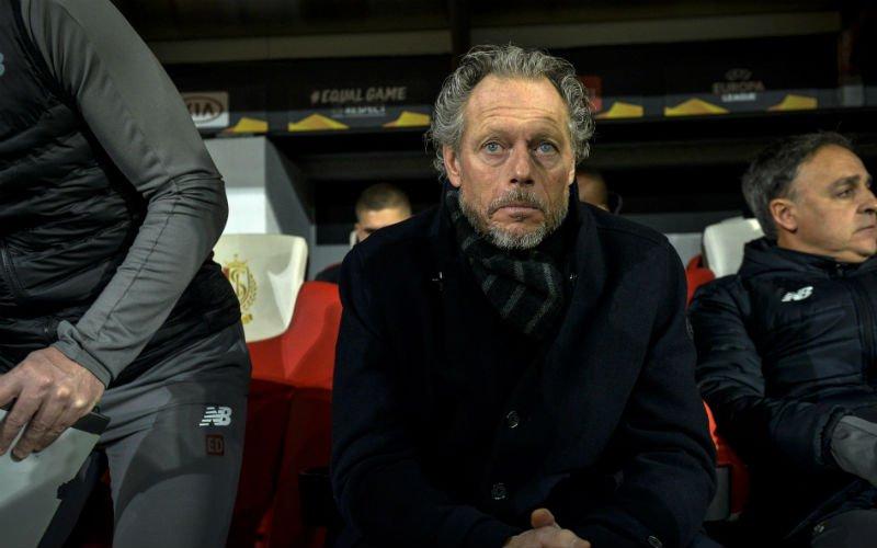 Preud'homme deelt stevige prik uit aan Club Brugge