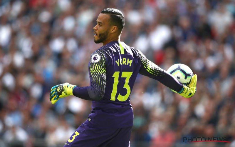 'Michel Vorm ruilt Tottenham mogelijk in voor deze Belgische topclub'