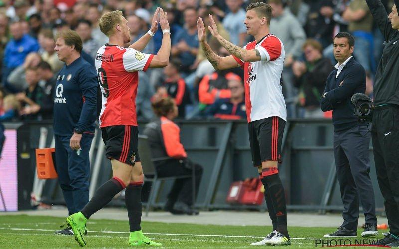 Versterkt Belgische (top)club zich met deze overbodige speler van Feyenoord?