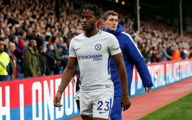 'Chelsea gelooft niet meer in Batshuayi en gaat vol voor deze topper'
