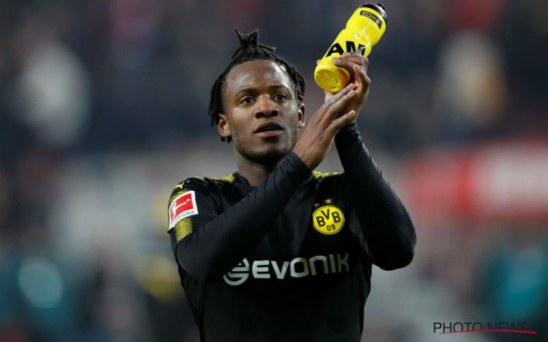 'Dortmund hakt knoop door over toekomst van Michy Batshuayi'