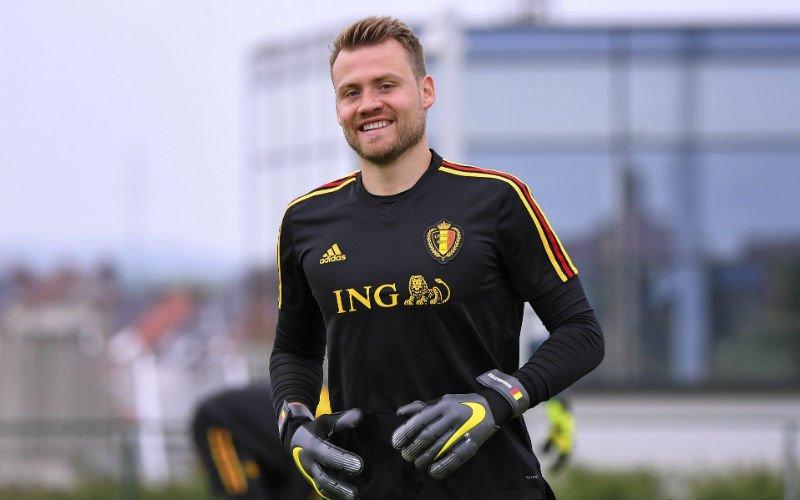 'Simon Mignolet mogelijk op weg naar deze Belgische topclub'