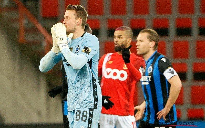 Moeten Vormer en Mignolet zware schorsing vrezen na Standard-Club Brugge?