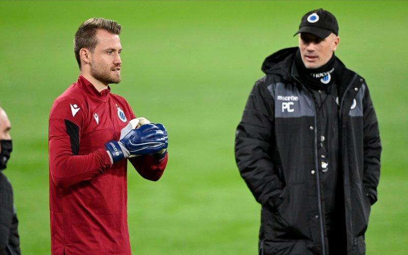 Simon Mignolet is duidelijk over transfer en vertrek bij Club Brugge