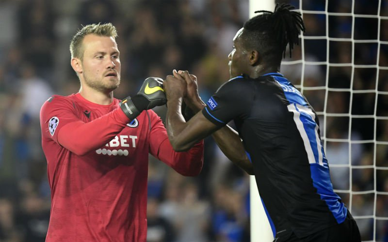'Vervelend transfernieuws voor Club Brugge over Simon Deli'