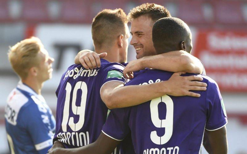 'Juventus informeerde naar basisspeler van Anderlecht'