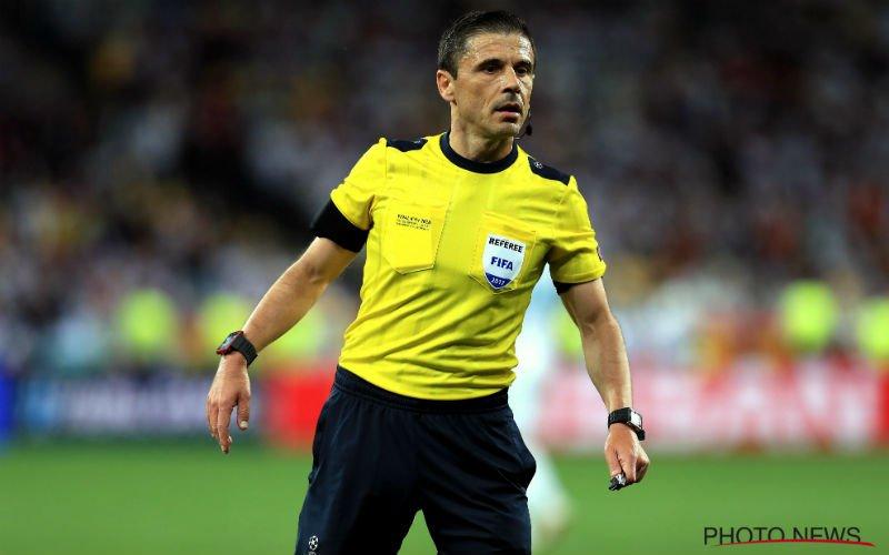 """""""Zwakste scheidsrechter van WK 2014"""" fluit België-Brazilië"""