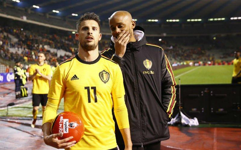 'Kevin Mirallas verhuist wellicht snel naar Belgische topclub'