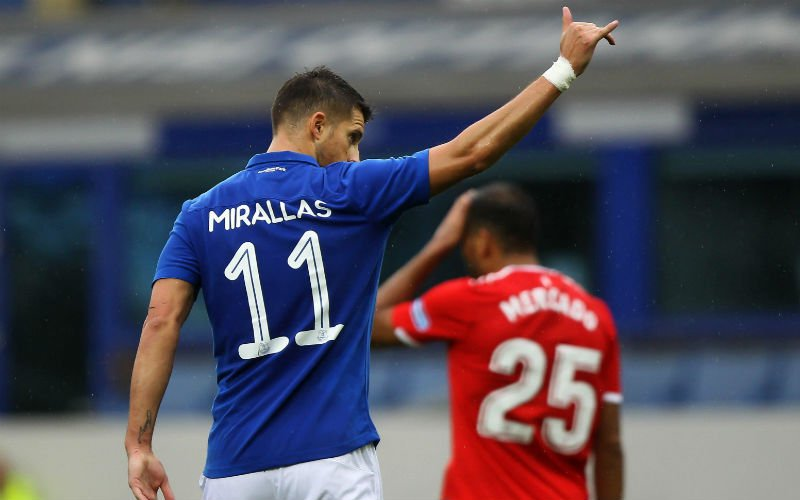 Ook deze Premier League-club gaat vol voor Mirallas