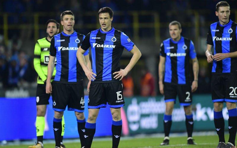 'Standard dompelt Club Brugge onder in crisis'