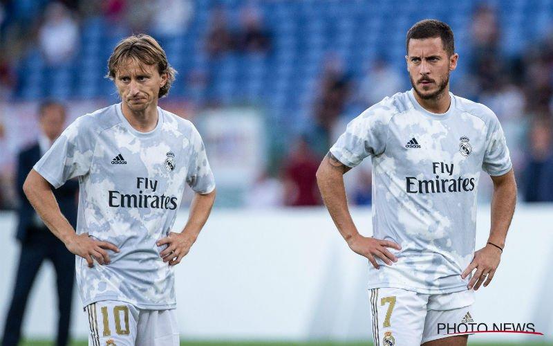 'Zeer slecht nieuws over Luka Modric bij Real Madrid'