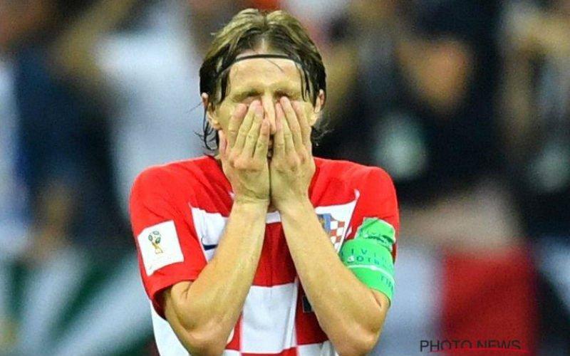 'Real Madrid vindt vervanger voor Modric'