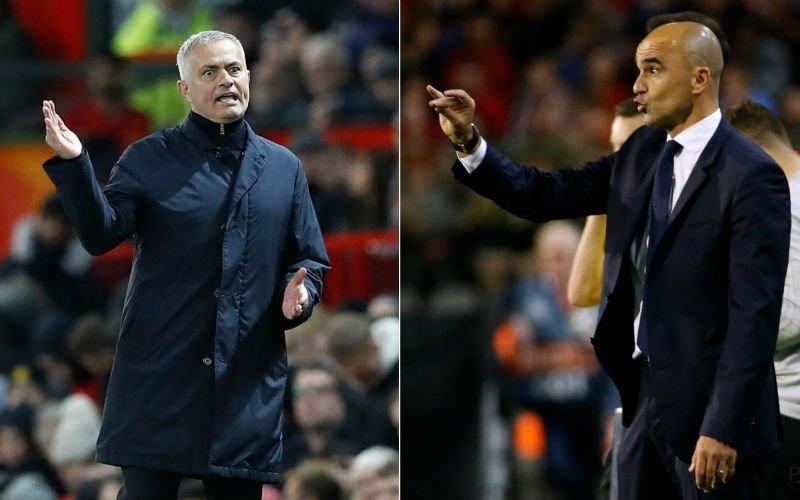 Martinez is héél duidelijk over conflict met Mourinho