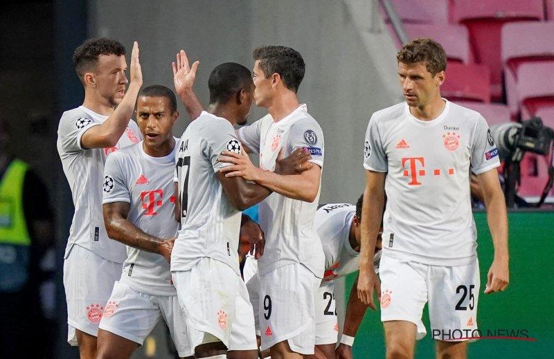 Oppermachtig Bayern vermorzelt Barcelona en staat in de halve finales