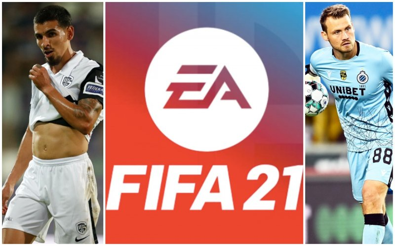 Dit zijn op FIFA 21 de 25 beste spelers in de Jupiler Pro League